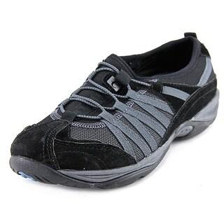 Easy Spirit Ezrise W Round Toe Canvas Sneakers
