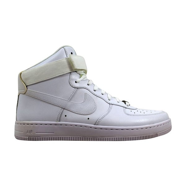 designer fashion 0de81 8f1d3 Nike Air Force 1 Ultra Force Mid ESS White White-Wolf Grey 749535-
