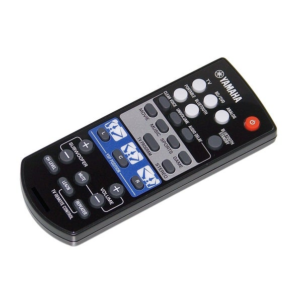 OEM Yamaha Remote Control Originally Shipped With YSP1400BL & YSP-1400BL