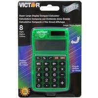 (5 Ea) Dual Power Pocket Calculator