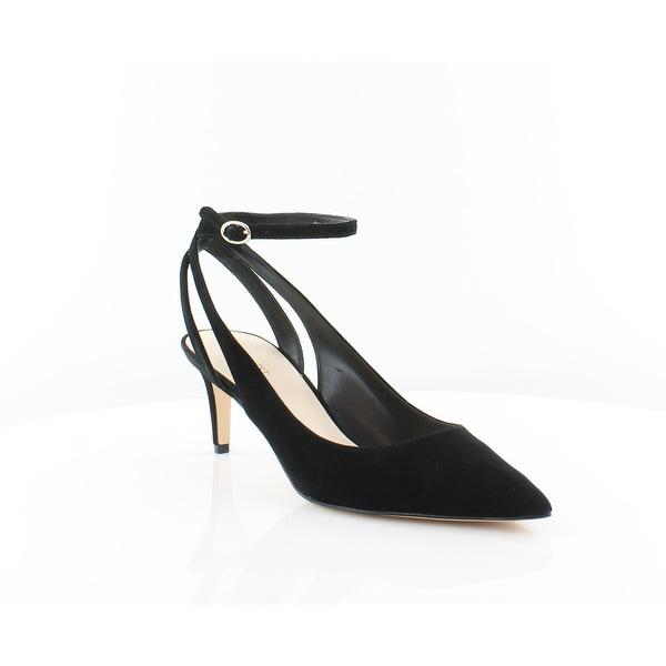 Nine West Shawn Women's Sandals & Flip Flops Black