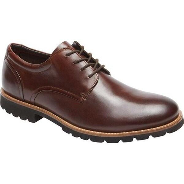 Rockport Men's Sharp & Ready Colben New Burnished Brown