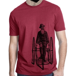 Man on a Tricycle T-shirt