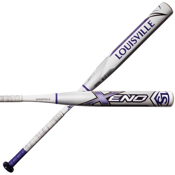 2018 Louisvile Slugger Xeno (-10) Fast Pitch Bat, 33/23 oz.