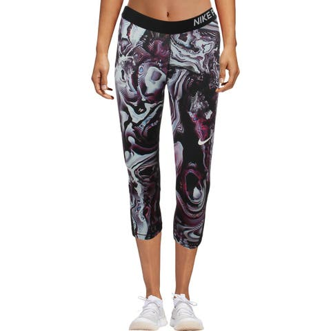 Nike Womens Athletic Tights Running Fitness - S