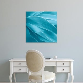 Easy Art Prints Jan Bell's 'Succulent' Premium Canvas Art