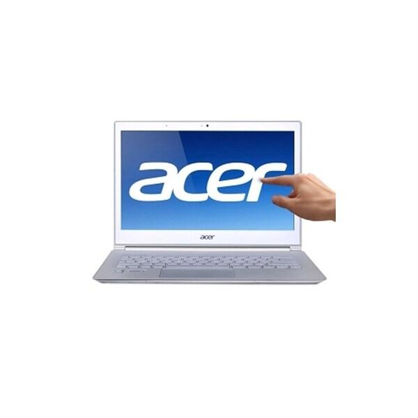"Acer Aspire S7-392 13.3"" Refurb Laptop - Intel i7 4500U 4th Gen 1.8 GHz 8GB 512GB SSD Win 8.1 - Webcam, Touchscreen, Bluetooth"