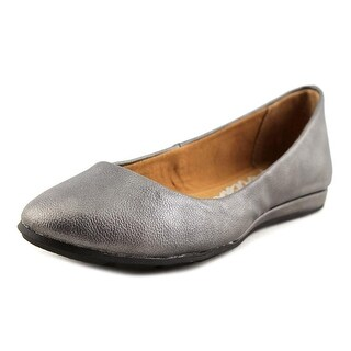 American Rag Ellie Round Toe Synthetic Flats