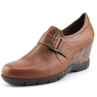 Sanita Maralyn   Round Toe Leather  Clogs