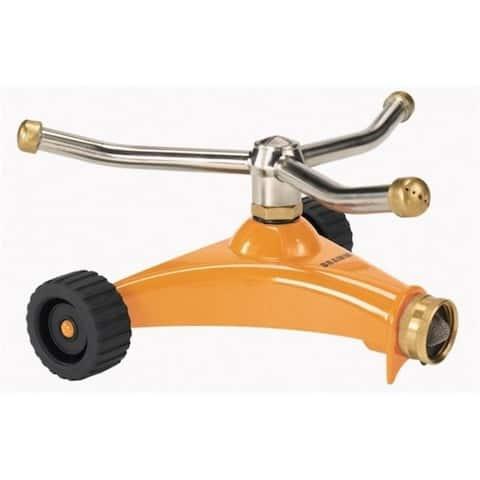 Dramm Corporation Orange ColorStorm 3 Arm Whirling Sprinkler 10-15052