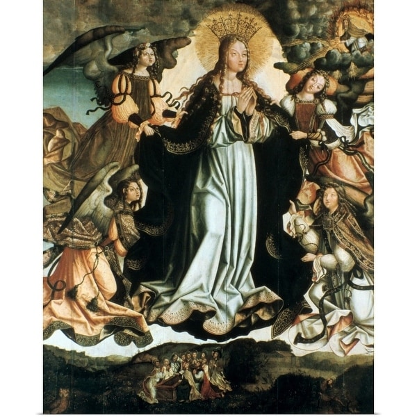 30a9a7a41cdf6 Shop Assumption of the Virgin Mary - Multi-color - Free Shipping On ...