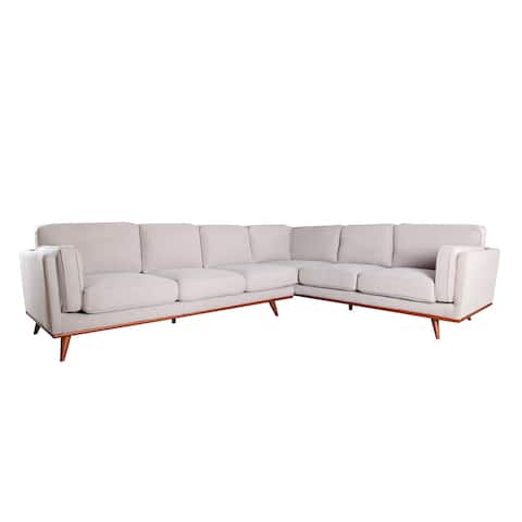Camden Sectional - Cloud Taupe