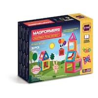 Magformers My First Play 32-Piece Building Set - Multi