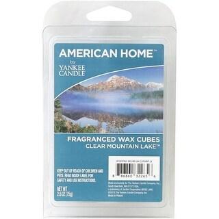 Yankee Candle Co 2.6Oz Clear Lake Waxcube 1503184 Unit: EACH