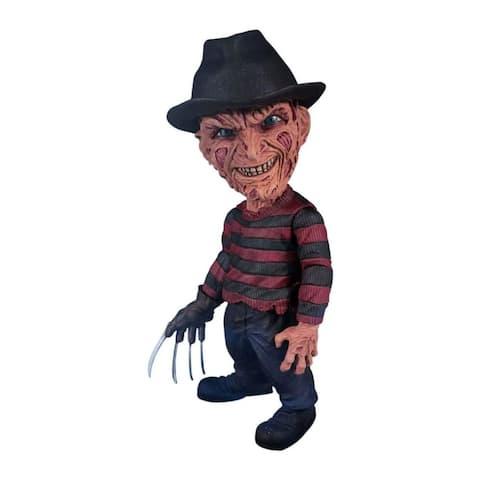 Mezco Nightmare on Elm Street 3 Freddy Krueger Designer Action Figure