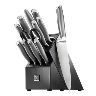 J.A. Henckels International Modernist 13-pc Knife Block Set