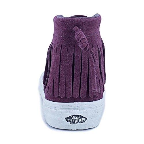 928d31fb6a Shop Vans SK8 Hi Moc Women US 9.5 BurGundy Sneakers - Free Shipping Today -  Overstock - 20294251