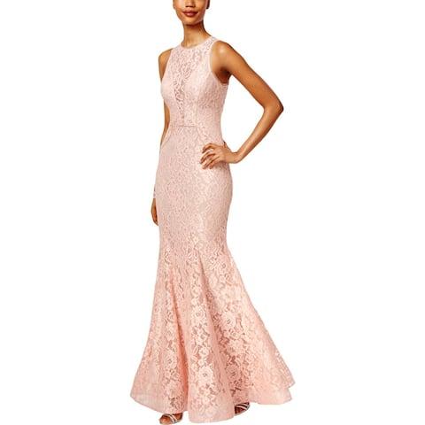 Xscape Womens Formal Dress Lace Mermaid