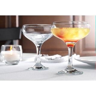 Social Margarita Coupe Glasses - 9 Ounces - Set Of 4