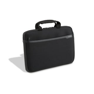 Toshiba 12 point 1 inch Neoprene Case Black Carrying Case