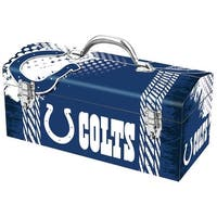Sainty 79-313 Indianapolis Colts NFL Tool Box, 10""