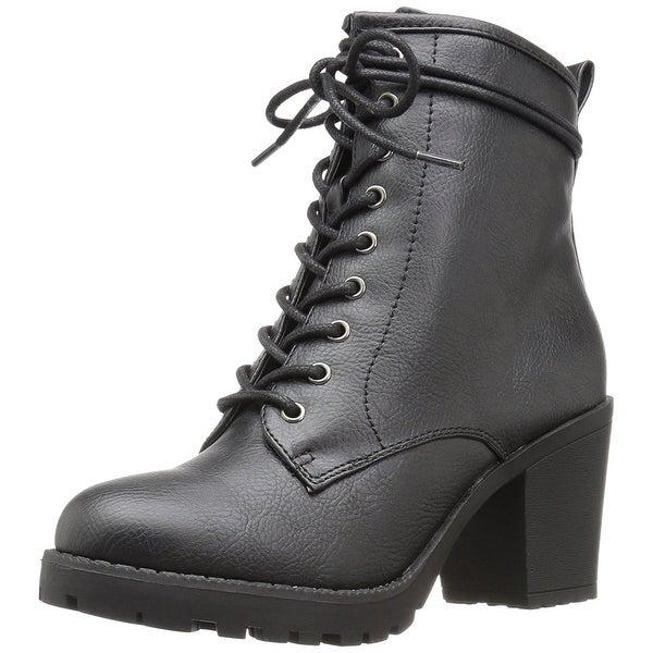 ZIGI SOHO Womens KOURTLAN Closed Toe Ankle Fashion Boots