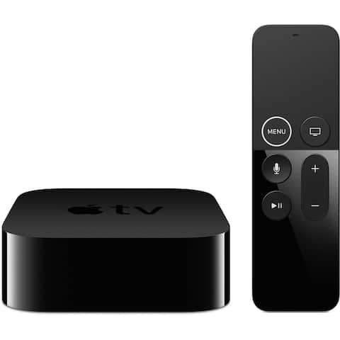 Apple TV (32GB or 64GB, 4th Generation, with Updated Siri Remote)