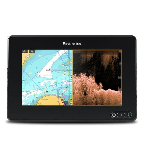 Raymarine Axiom 7 Chirp Downvision MFD with Navionics Chart Axiom E70364-02-NAG