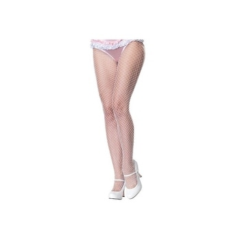 e3ebba4f878 Shop White Plus Size Fishnet Stockings - Free Shipping On Orders ...