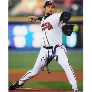 Signed Smoltz John Atlanta Braves 8x10 Photo autographed