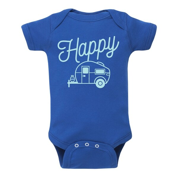 Happy Camper - Infant One Piece