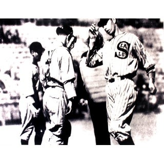 1934 Joe DiMaggio Minor League Seals 36x24 Photo