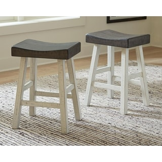 Link to Glosco Stool Set of 2 Similar Items in Dining Room & Bar Furniture