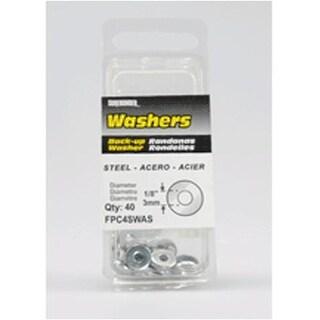 """Surebonder FPC4SWAS Steel Washer 1/8"""""""