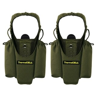 ThermaCELL Mosquito Repellent Appliance Holster, Olive, 2-Pack
