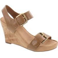 Aerosoles Women's Mega Plush Wedge Sandal