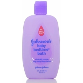 JOHNSON'S Bedtime Bath 9 oz
