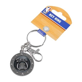 """Golden State Warriors """"CITY"""" Impact Keychain Key Ring Clip NBA"""