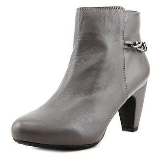 Easy Spirit Parilynn   Round Toe Synthetic  Ankle Boot