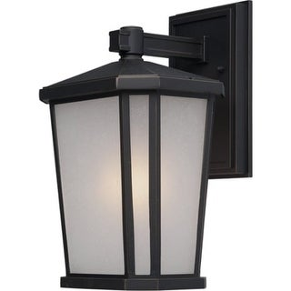 Artcraft Lighting AC8771OB Hampton 1 Light Outdoor Wall Sconce
