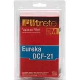 3M 67821A Filtrete Eureka DCF-21 Allergen Vacuum Filter, 1 Pack