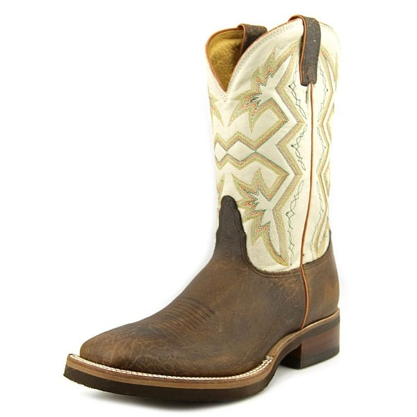 Nocona MD5331  2E Square Toe Leather  Western Boot