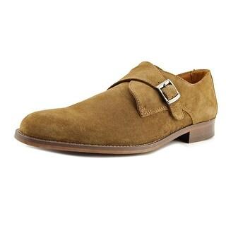 Tasso Elba Lucca Wingtip Toe Leather Oxford