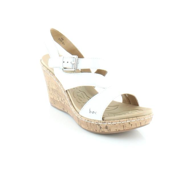 B.O.C. Schirra Women's Sandals & Flip Flops White