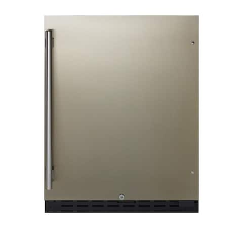 "Summit AL55 24"" Wide 4.2 Cu. Ft. ADA Compliant Compact Refrigerator"