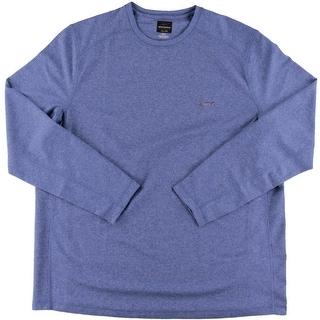 Greg Norman for Tasso Elba Mens Big & Tall Thermal Shirt Waffle Knit