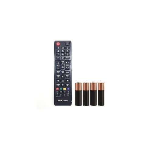 Samsung BN59-01199F TV Remote Control With 4 Batteries Remote Control