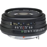 Pentax smc PENTAX-FA 43mm f/1.9 Limited Lens (Black) - black
