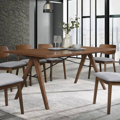 Poly and Bark York Dining Table