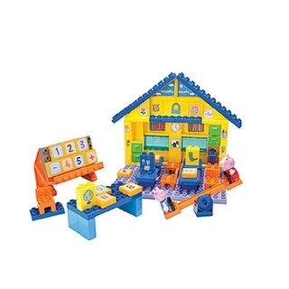 Peppa Pig School Construction Set
